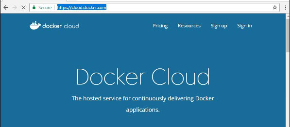 进入docker-cloud