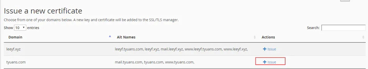 How does cPanel use Let's Encrypt and Cloudflare? 3