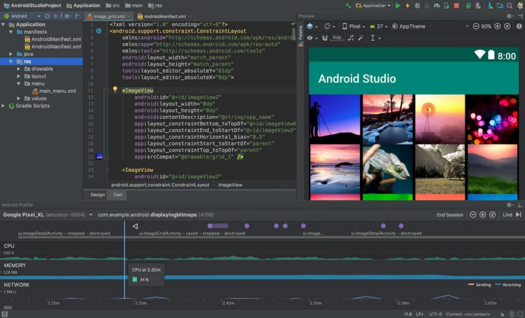 Java开源工具:Android Studio IDE