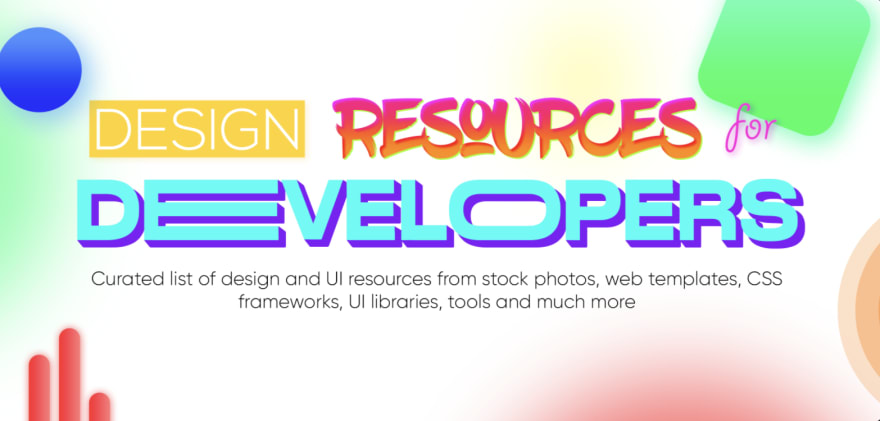 CSS工具: Design Resources for Developers