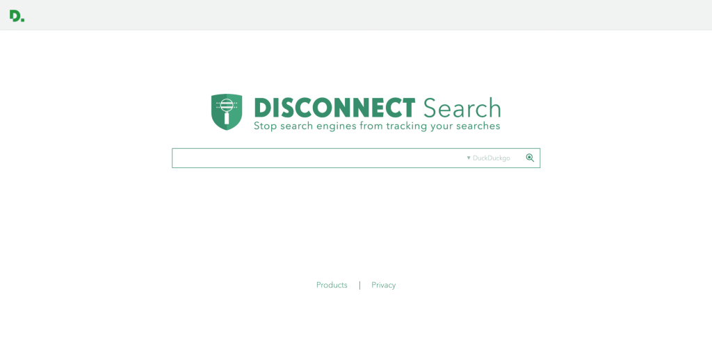 Disconnect Search搜索引擎